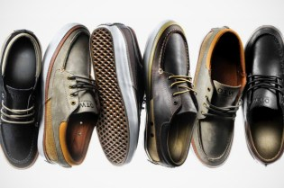 Vans OTW 2011 Holiday Cobern