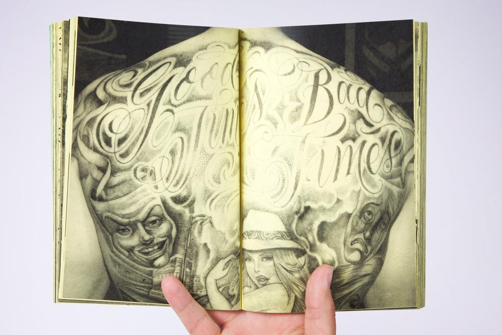 Vans OTW: Art of Lettering by Mr. Cartoon