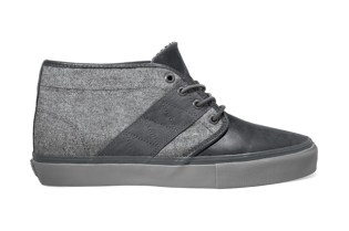 Vans Vault 2011 Fall/Winter Chukka Standard Issue LX