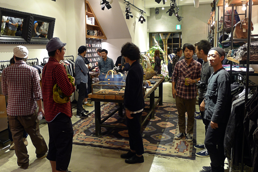 vendor nagoya opening reception