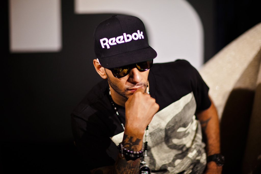 VERBAL & Swizz Beatz: Reebok Ree-Done