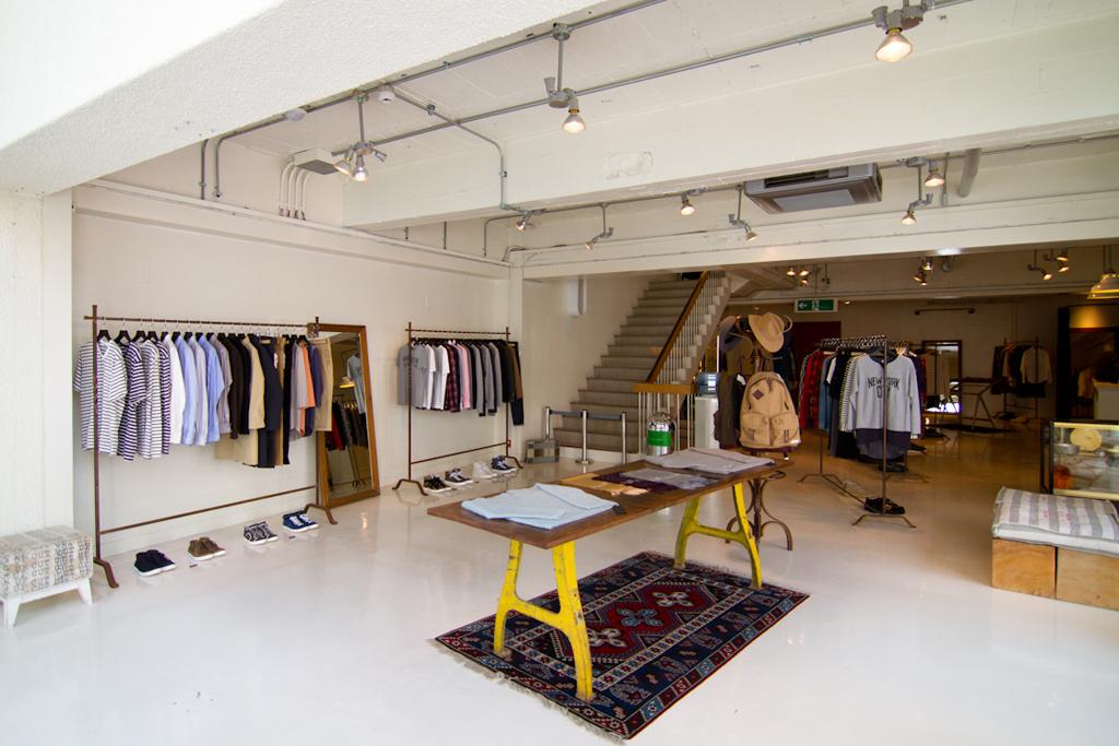 http://hypebeast.com/2011/9/warm-gun-osaka-store-opening