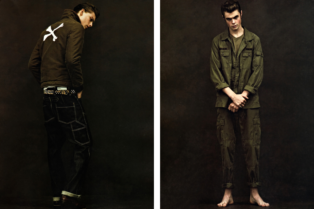 "WARP Magazine: WTAPS 2011 Fall/Winter ""WAY OF LIFE"" Editorial"
