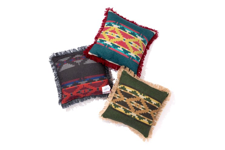 WHIZ x Landscape Products Pillows