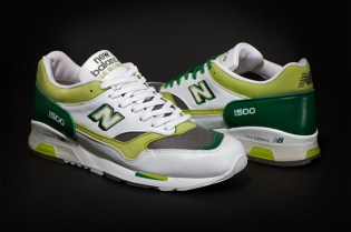 Win Two Pairs of Crooked Tongues x New Balance Made in the UK 1500s!