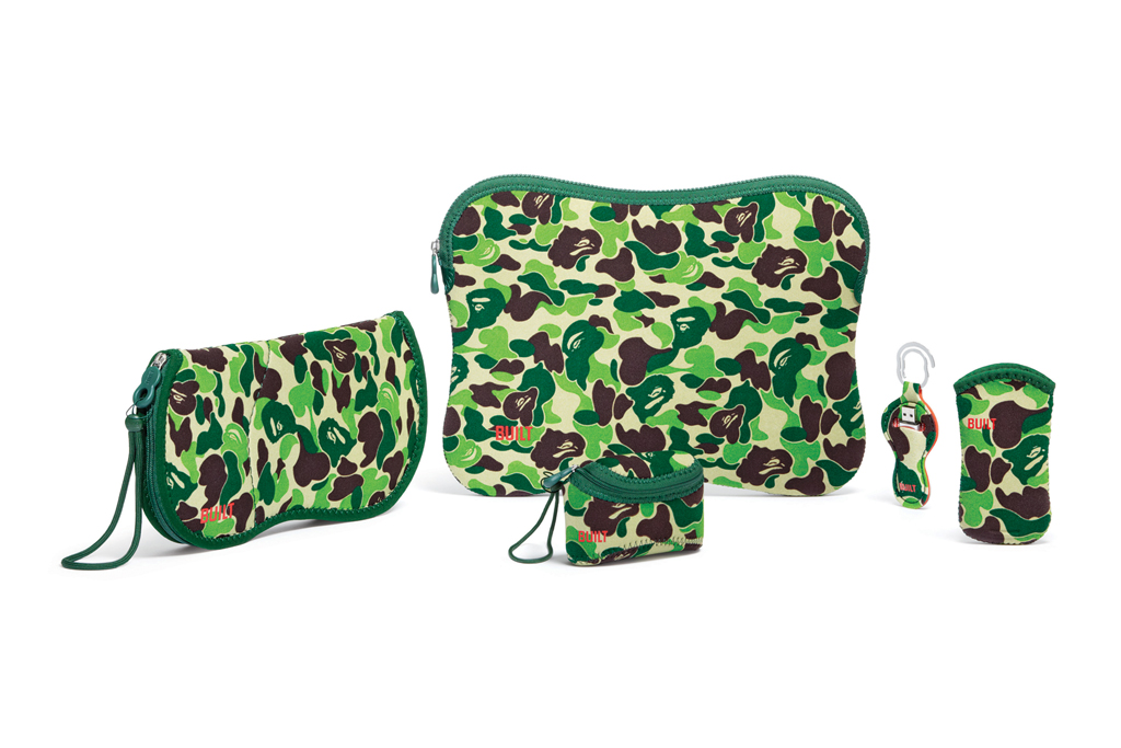 Win a Collection of Accessories from BAPE x Built!