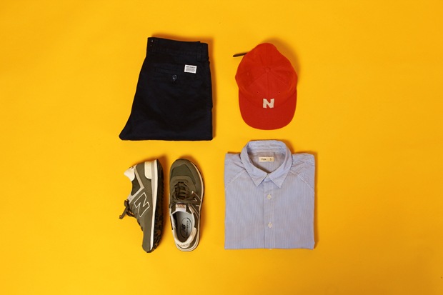Win a New Outfit from Norse Store Including Items from Norse Projects, Folk and New Balance!