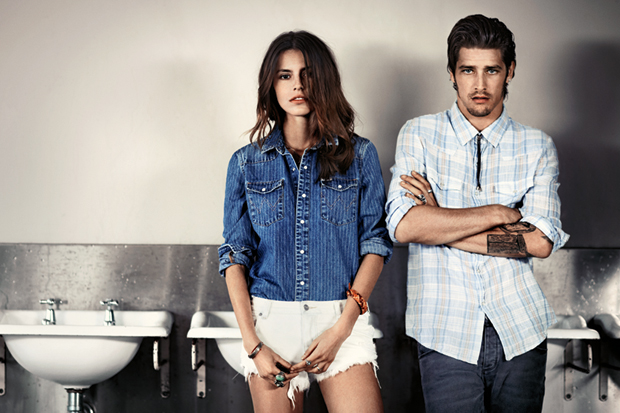 Wrangler Australia 2011 Fall/Winter Campaign by Boo George