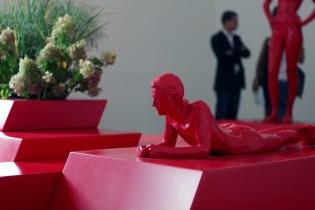 "Xavier Veilhan ""Orchestra"" Exhibition @ Galerie Perrotin Recap"