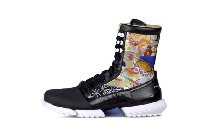 Y-3 2011 Fall/Winter Warrior High Collection