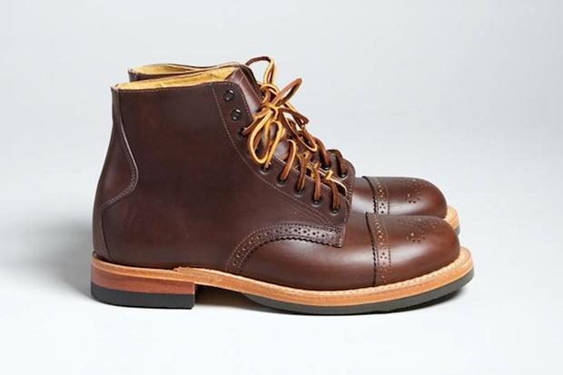 Yuketen Johnny Boot