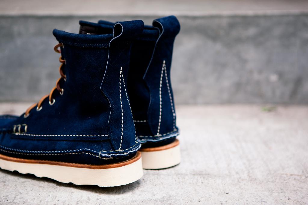 Yuketen Maine Guide DB Boots
