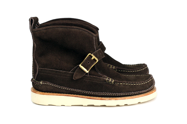 Yuketen Short Pull Boot