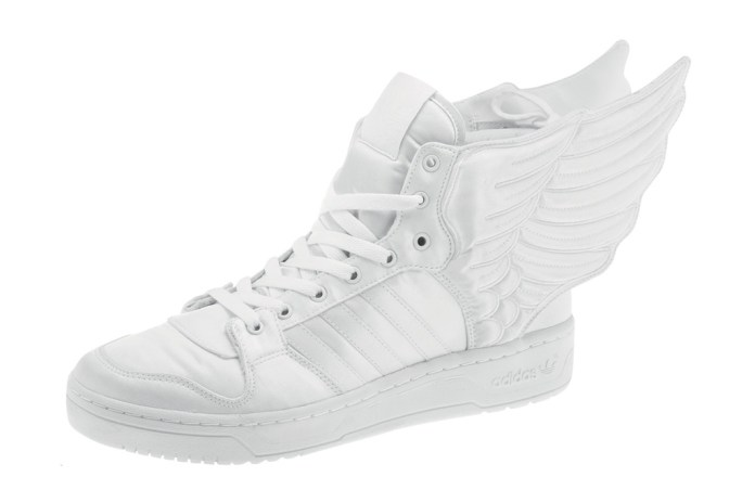 2NE1 x adidas Originals by Jeremy Scott JS Wings 2.0