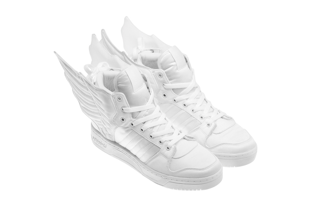 2NE1 x adidas Originals by Jeremy Scott JS Wings 2.0