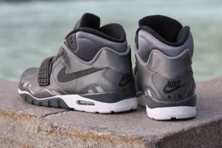 Nike Air Trainer SC II Metallic Dark Grey