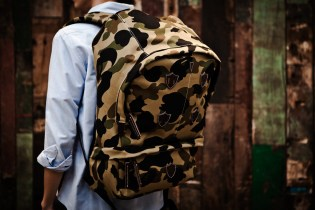 A Bathing Ape 1ST CAMO MOUNTAIN BACKPACK