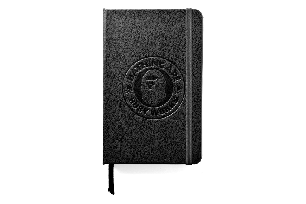 A Bathing Ape x mastermind JAPAN Notebook