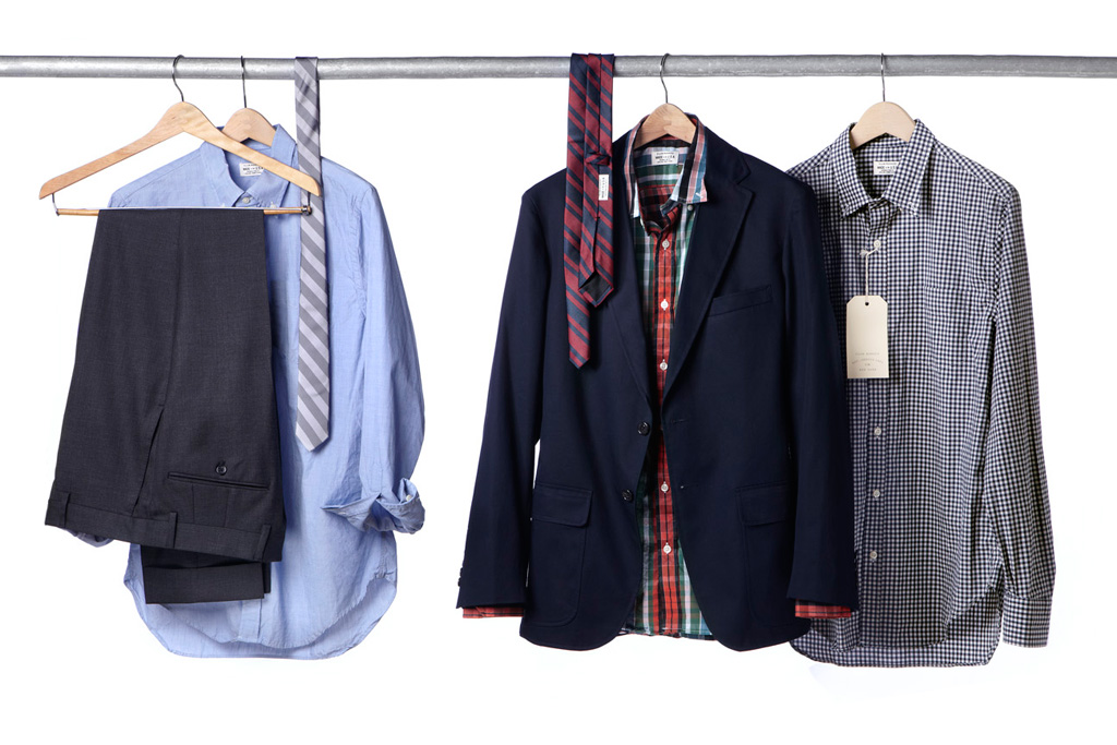 """A Continuous Lean x Club Monaco """"Made in the USA"""" Collection"""