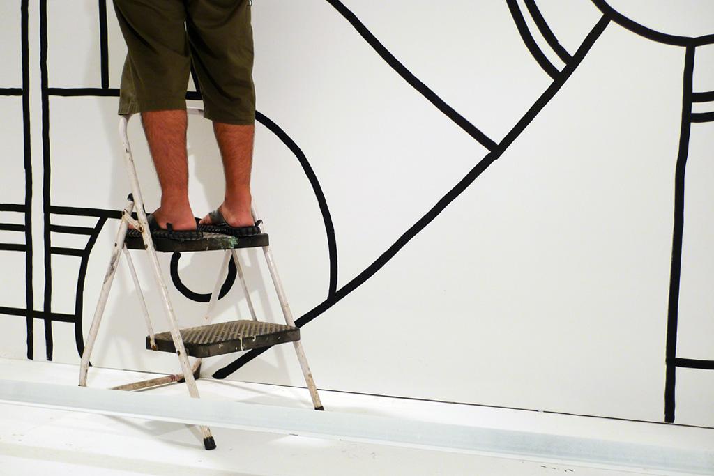 """Aaron De La Cruz """"Long Walk Home"""" Exhibition @ Loft in Space Recap"""