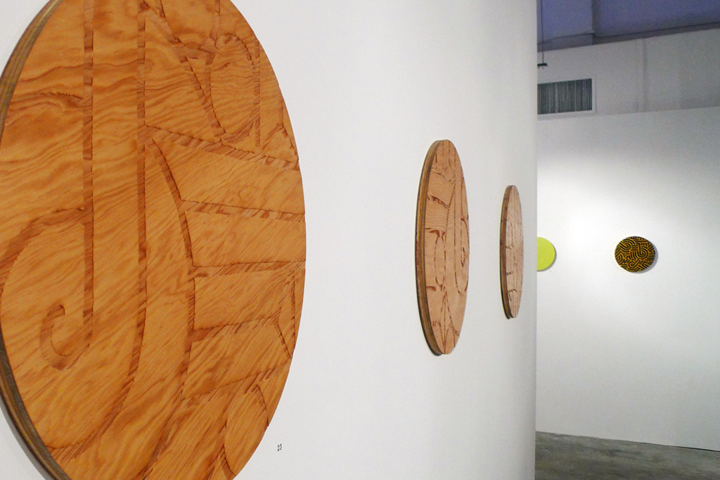 "Aaron De La Cruz ""Long Walk Home"" Exhibition @ Loft in Space Recap"