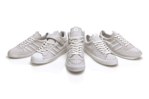 "adidas Consortium 2011 Fall/Winter ""Tabula Rasa"" Collection"