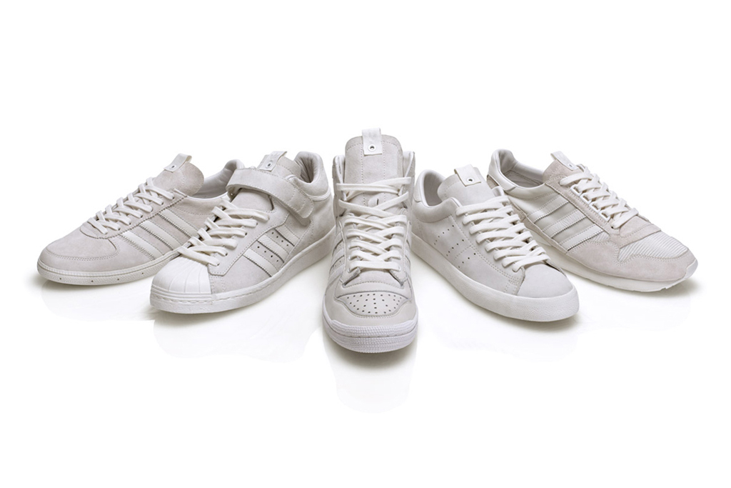 "adidas Consortium 2011 Fall/Winter ""Tabula Rasa"" Collection"