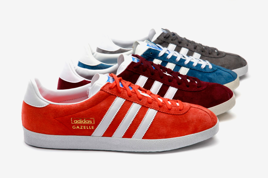 adidas Originals 2011 Fall/Winter Gazelle