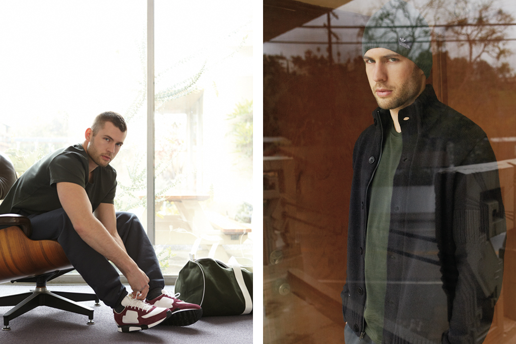 adidas Originals by Originals James Bond for David Beckham 2011 Fall/Winter Lookbook
