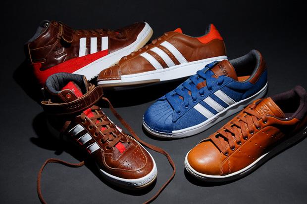 adidas Originals Leather Pack