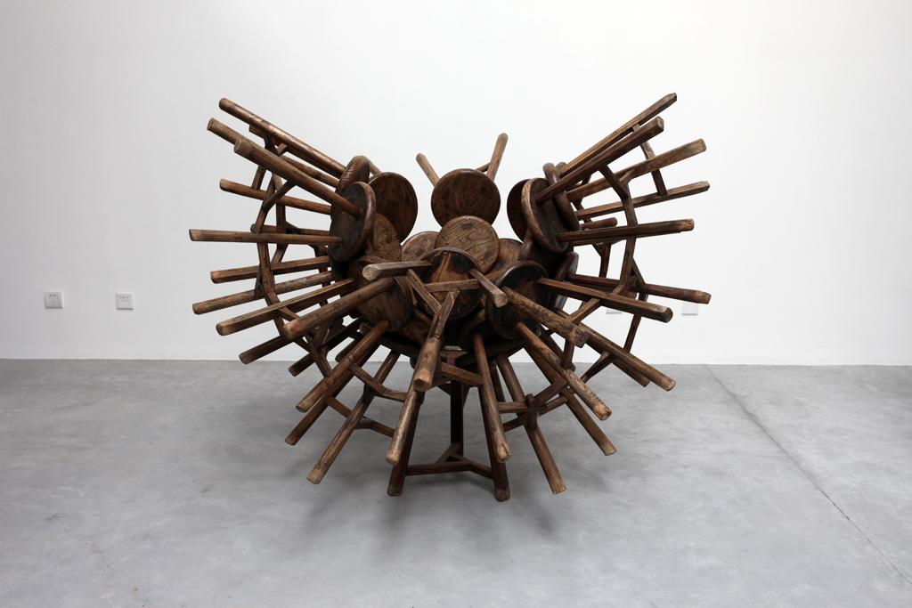 "Ai Weiwei ""Absent"" Exhibition @ Taipei Fine Art Museum"