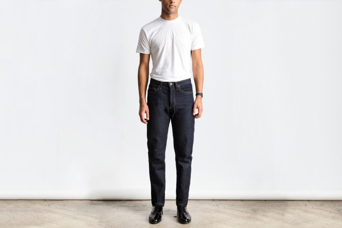 American Apparel Men's Denim Line