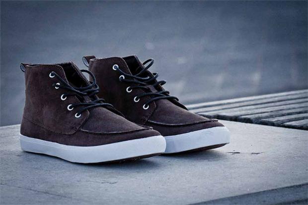 Amsterdam Shoe Co. 2011 Fall/Winter Canal Moc