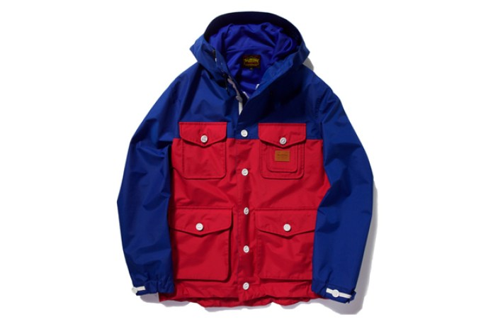 Balabushka Remnants 2011 Fall/Winter Fell Jacket