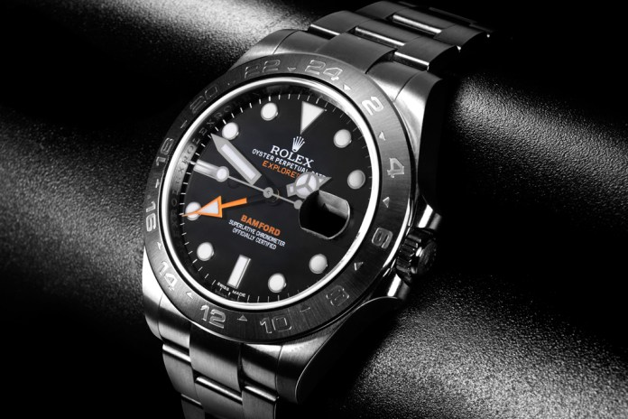Bamford Watch Department Rolex Explorer 2