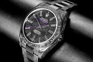 "Bamford Watch Department Rolex Milgauss ""Black Rose"""