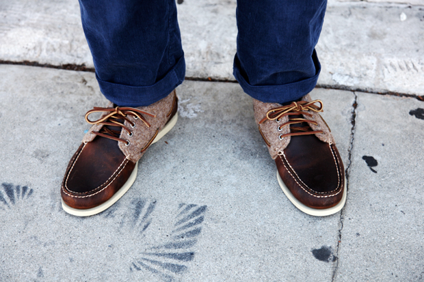 Sperry 2011 Fall/Winter Boat Shoes