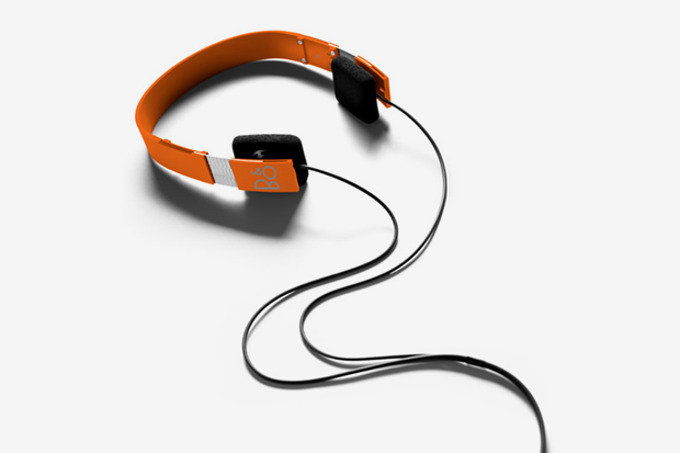 "Bang & Olufsen ""Form 2"" Headphones"