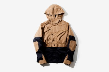 BEAMS 2011 Fall/Winter Hybrid Jacket