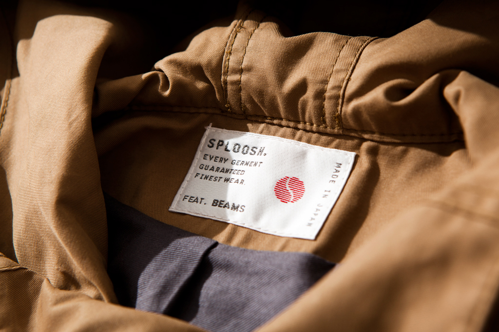 BEAMS 2011 Fall/Winter Hybrid Jacket