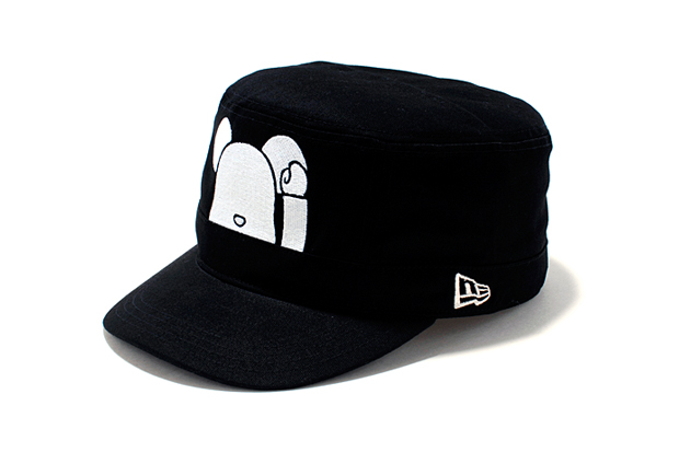 bearbrick x new era 100 collection