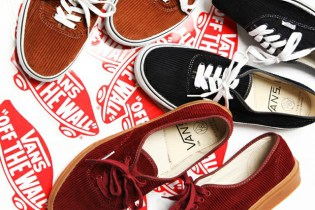 Beauty & Youth x Vans Authentic Cord Pack