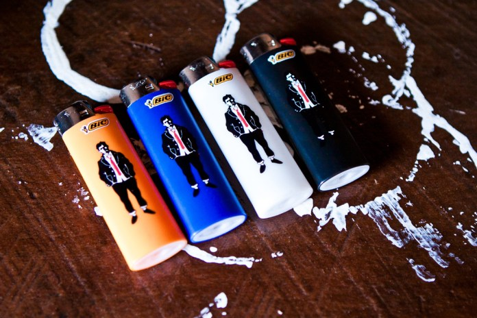 BEDWIN & THE HEARTBREAKERS x BIC Lighter