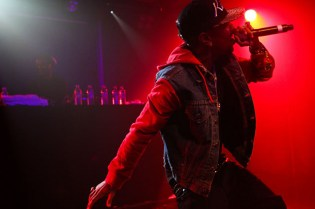 Big Sean Live @ Scala London Recap