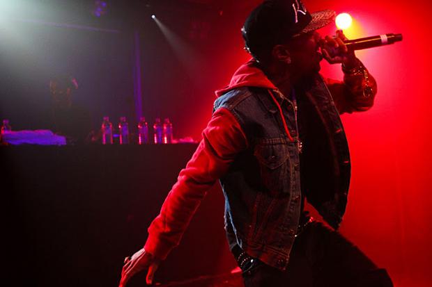 Big Sean Live @ Scala London Recap