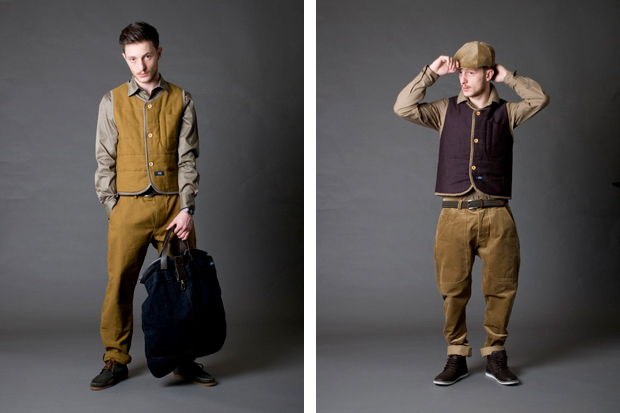 "Bleu de Paname 2011 Fall/Winter ""Excursionnisme"" Collection Part Two"