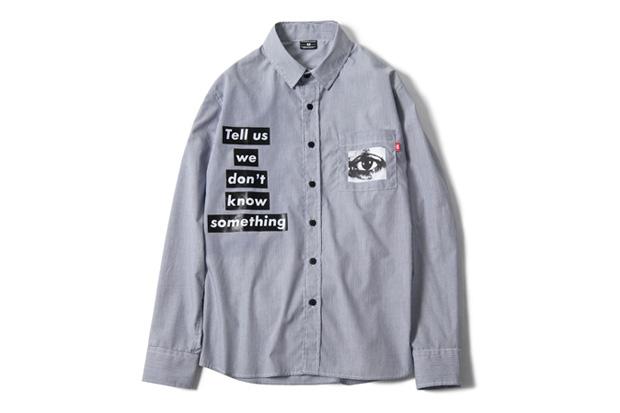 BOUNTY HUNTER Anarchy Long Sleeve Shirt