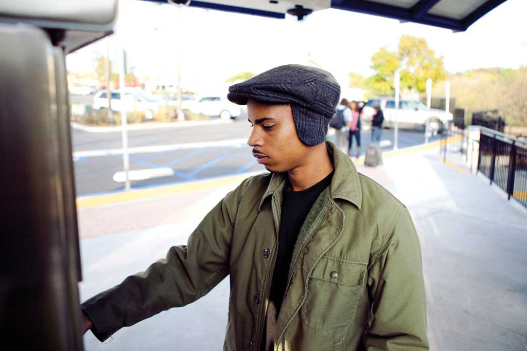 Brixton 2011 Holiday Lookbook