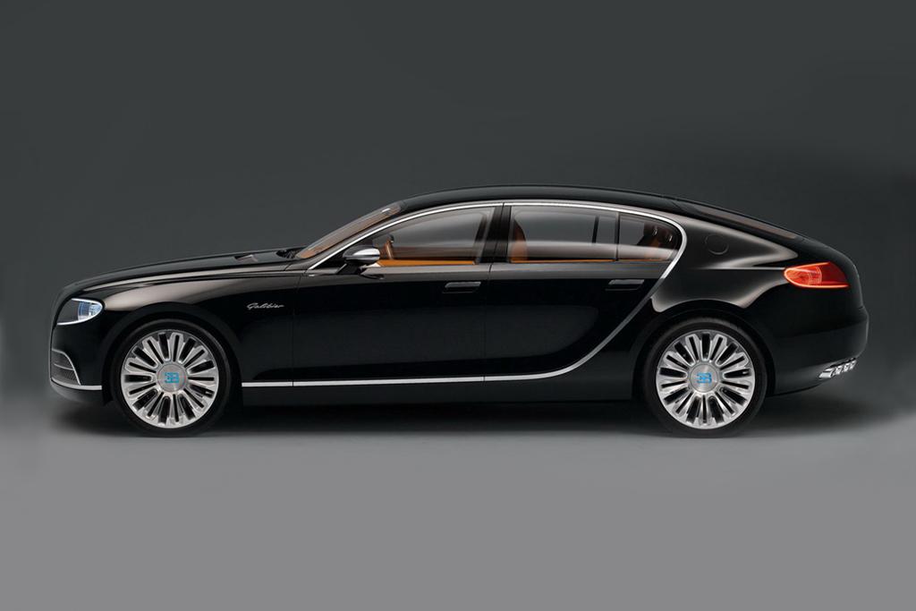 Bugatti 16C Galibier A Further Look