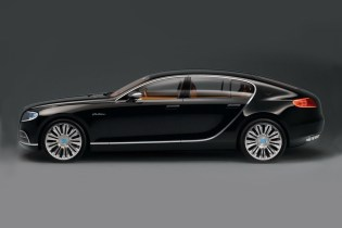 Bugatti 16C Galibier A Further Look